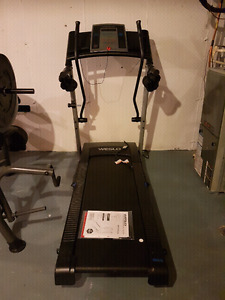 Treadmill & Weight bench .. hardly used