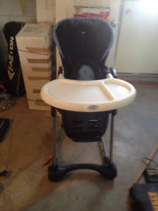 High Chair - Booster