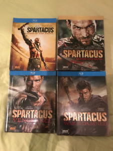 Spartacus Complete Blu-ray Collection