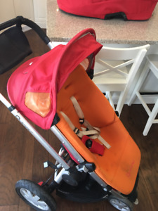 Quinny Buzz Stroller Set with Detachable Basinet