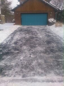 Snow service early bird special Cambridge Kitchener Area image 2