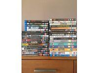 DVD & bluray job lot