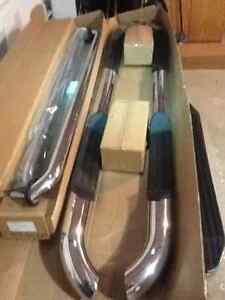 Running board/Box rail set