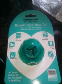 New Puppy/dog toys.