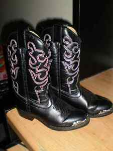 ** PRICE LOWERED **Childrens Cowboy Boots