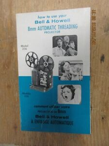 Vintage Bell and Howell model 256 8mm projector London Ontario image 1