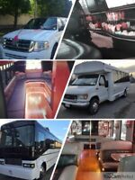 gta party bus and limosine service