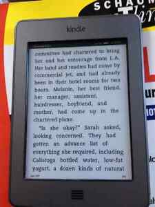Kindle Model No. D01200 in excellent condition Cambridge Kitchener Area image 1