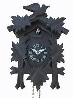 Vintage Hurbert Herr 1 Day German Single Weight Cuckoo Clock