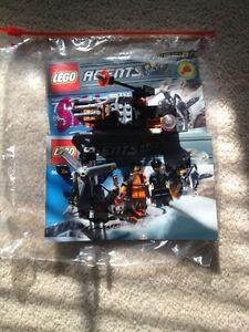 Lego Agents 8631 Jetpack Pursuit