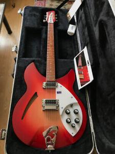 Guitare Rickenbacker Fireglow 330 2008