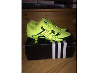 Adidas X Pro FG size 10