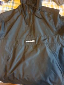 Timberland half zip pullover jacket NEW
