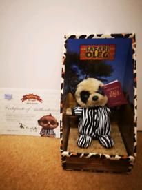 Limited Edition Safari Oleg