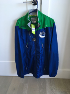 Men's Vancouver Canucks Ice Rink Jacket
