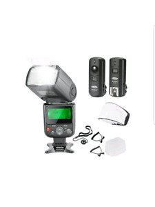 NEEWER NW670 SPEEDFLASH FOR CANON DSLR's