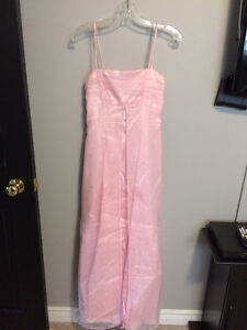 "Pink Sequin ""Princess"" Dress"