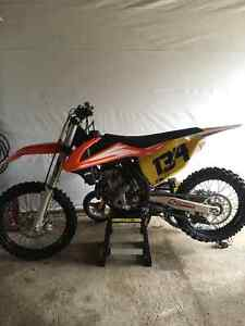 REDUCED AGAIN!! 2016 KTM 250SFX