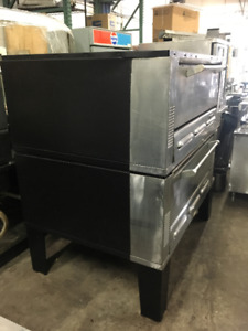 Garland Double Deck GAS Pizza Oven