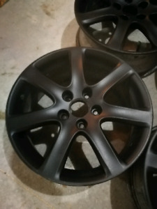 Set of Rims 5 x 114.3 R17