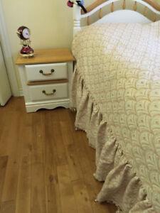 2 complete single bedding set for 100$