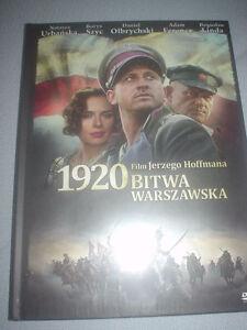 DVD - Bitwa Warszawska 1920 ( polish movie )