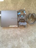 200$ OBO PS3 with 13 games and 4 controllers