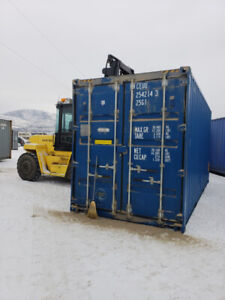 20ft High Cube One Trip Container