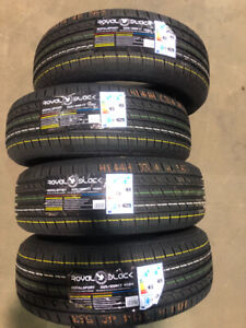 NEW 225/65/r17 SUMMER TIRES