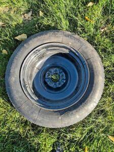 RECHERCHE roue secours   145 80 r17
