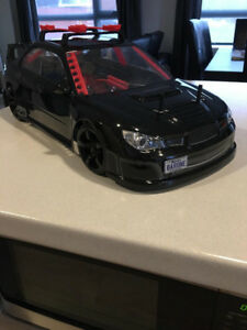 RC 1/10 Drift (Redcat Racing) - Subaru WRX STI
