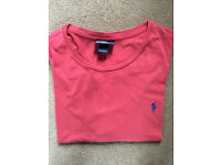 5 Mens designer t shirts : Ralph Lauren and juicy reduced