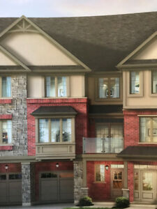 Ancaster Newly Built Townhouse