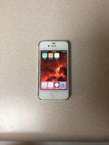 White 64GB iPhone 4S.. Great condition and works perfectly!
