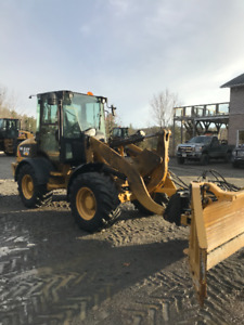 2015 Cat 908H2 Loader For Sale
