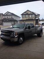 2008 Chevrolet 3500 6.0L Loaded Dually