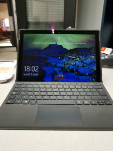 Surface pro 4 i5 8gb 256ssd