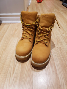 Brand New Timberland PRO steel-toe shoes/boot size 11W