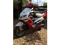 Peugeot Speedfight 50cc Moped Project