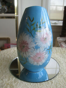 BEAUTIFUL OLD VINTAGE PIECE of POTTERY by PATSY..[signed] VASE