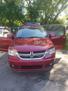 **2011 Dodge Journey 7 seater**
