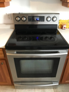 SAMSUNG Glass Top Convection Oven
