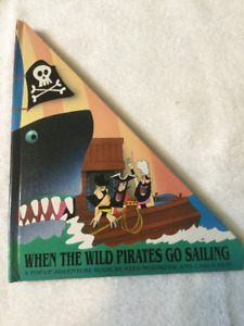 HC Children's Pirate Storybook
