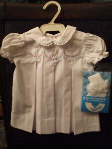 BABY DRESS & SOCKS