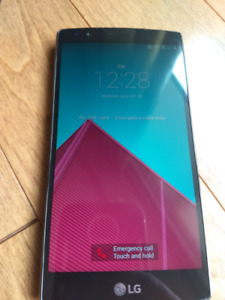 LG G4 9/10 Condition