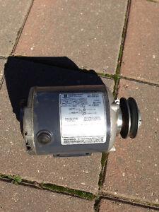 Furnace AC motor 115 V