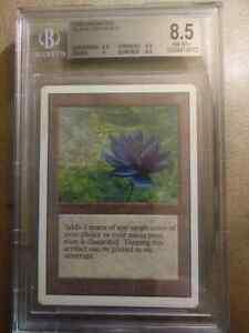MTG Unlimited Black Lotus BGS 8.5