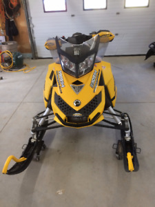 Skidoo 600 50th Anniversary Edition