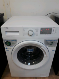 Beko washing machine 8kg capacity white