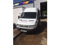 Iveco daily lwb